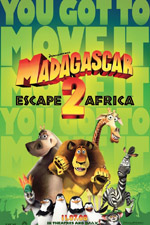 Eric Darnell, Tom McGrath - Madagascar: Escape 2 Africa (2008)