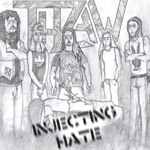 Thraw - Injecting Hate (demo) (2008)