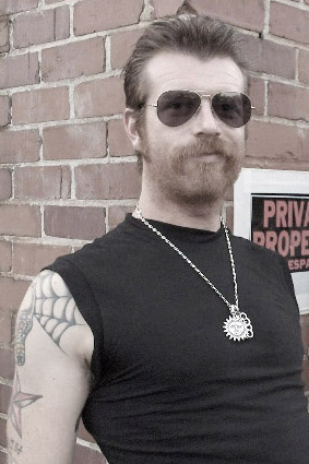 Jesse Hughes, frontman skupine Eagles of Death Metal